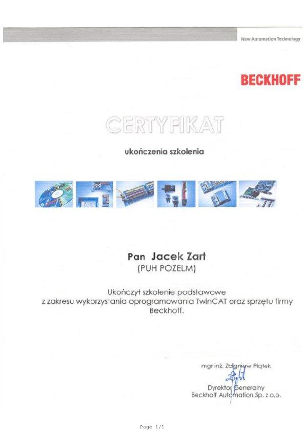 beckhoff_certyfikat_jacek_zart